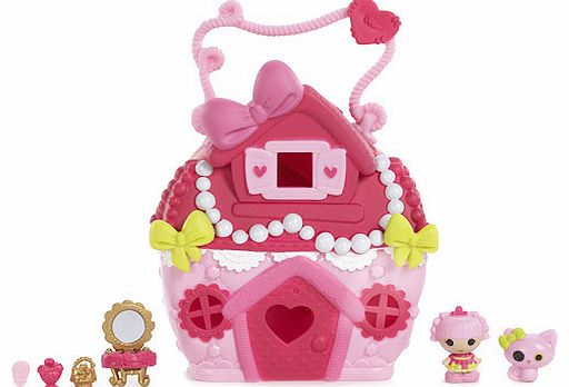 Dolls - Jewels House Playset