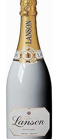 Champagne White Label Non Vintage Bottle 75 cl