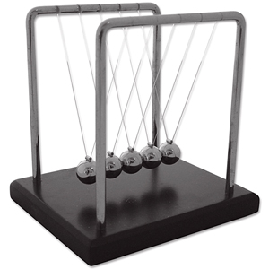 Newtons Cradle Executive Toy
