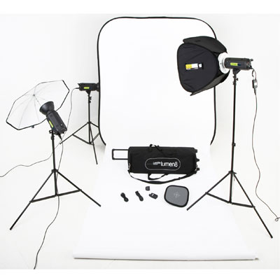 Complete Hikey Portable Studio