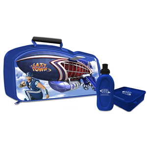 Lazy Town Sportacus Airship Lunch Kit