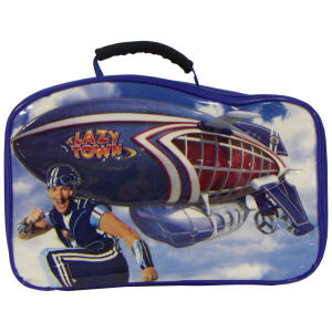 lazytown Airship Lunch Bag