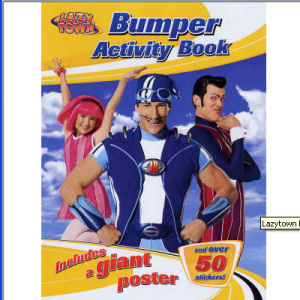 Bumper Activity Book NEW