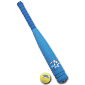 lazytown Sporticus Foam Ball with Bat