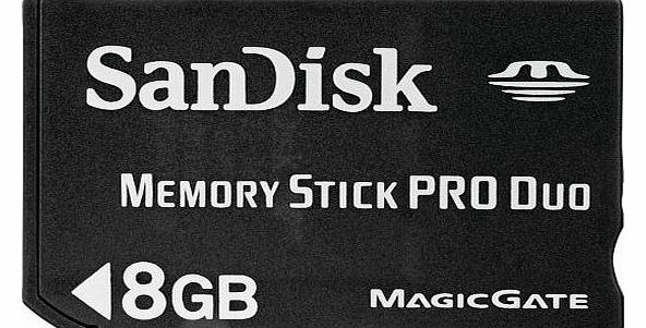 Leadoff SANDISK SDMSPD-008G-A46 Memory Stick(R) Pro Duo (8GB)