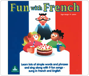 Leapfrog Fun With French CD