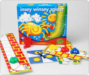 Leapfrog Incey Wincey Spider