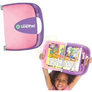 LeapPad Learn and Go Pink