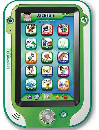 LeapFrog LeapPad Ultra XDi Learning Tablet