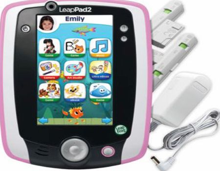 LeapPad2 Power Pink