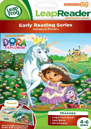 LeapReader Dora  The Tale of the Unicorn King