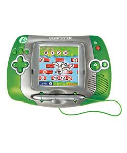 Leapster Multimedia Learning System - Green