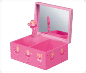 Leapfrog Musical Jewellery Box