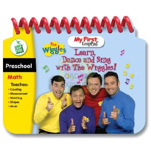 Leapfrog My First LeapPad The Wiggles Book