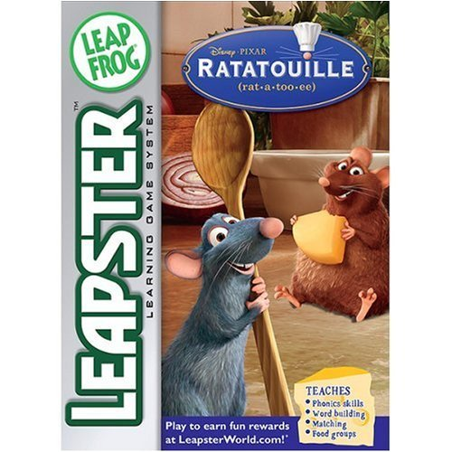 LeapFrog Ratatouille - Leapster Software