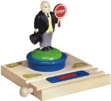 Wooden Thomas and Friends: Sir Topham Hatt Auto-Stop Track