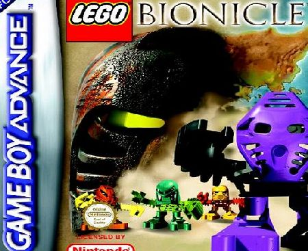 Bionicle Quest for the Toa GBA