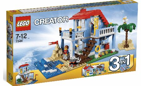 Creator Seaside House 7346