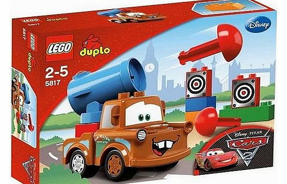 DUPLO Cars 5817: Agent Mater