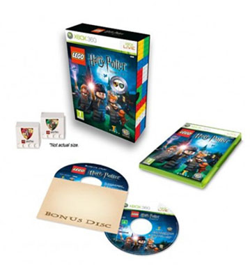 Lego Harry Potter Years 1-4 Collectors Edition Xbox 360
