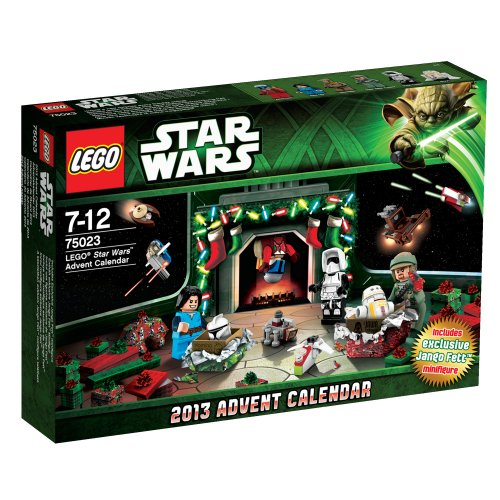 Starwars Lego Advent Calendar - 75023