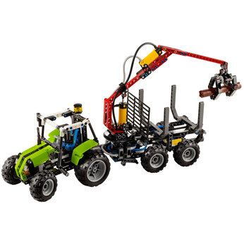 Technic Tractor Log Loader (8049)