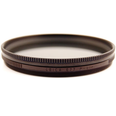 77mm Circular Polarising Filter