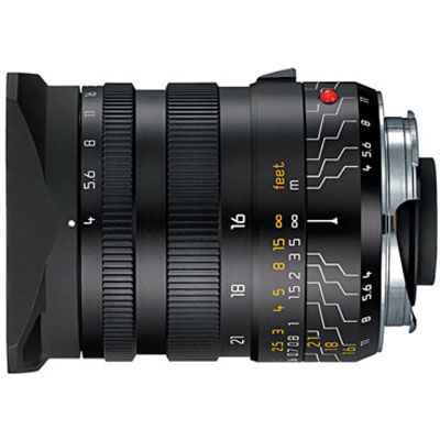 Elmarit-M 21mm f/2.8 Aspheric Lens - Black