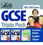 Letts GCSE 2002-2003 Exams Triple Pack