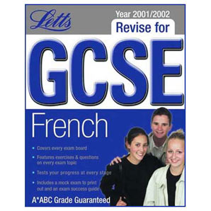 Letts GCSE French PC CD