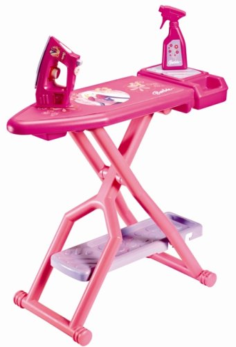 Barbie Ironing Set