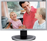 19-Inch Widescreen LCD PC Monitor ( LG 19WS TFT