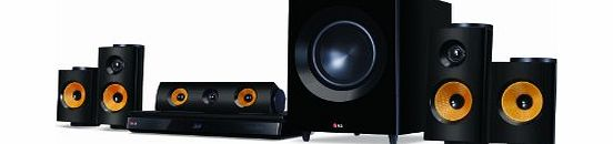 LG Electronics LG BH7240B - BH7240B Home Theatre System - 5.1 CH 1200W 3D Blu-Ray Home cinema system with 4 satellite speakers