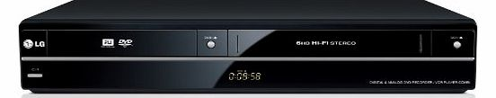 Lg dvd player + vcr combo dvd-r/vcr rct699h dvb-t dvb-t HDMI up to 1080p usb divx