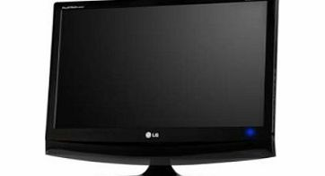 LG M2794DP 27-inch Full HD 1080p Widescreen LCD TV/Monitor with Freeview (5ms, 20000:1, HDMI, Gloss Black)