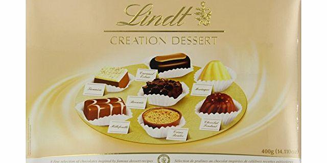 lindt creation dessert