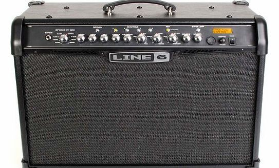 Line 6  SPIDER IV 120 Electric guitar amplifiers Modeling guitar combos