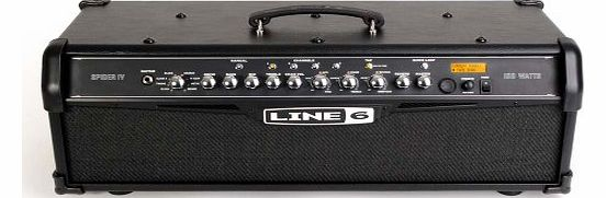 Line 6  SPIDER IV HD150 Electric guitar amplifiers Modelling guitar heads