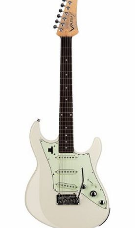 Line 6  VARIAX JAMES TYLER JTV 69S OLYMPIC WHITE Electric guitars Modeling - synth