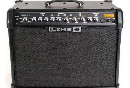 Line 6 Spider IV 75W Guitar Combo Amp
