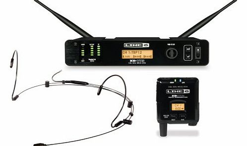 Line 6 XD-V75HS Wireless Microphone (Headset)