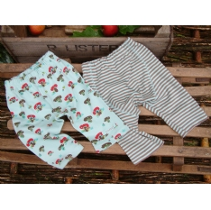 Little Shrimp Organic Baby Noppy Trousers