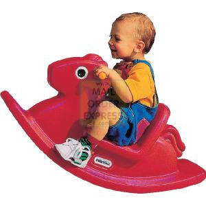 Red Rocking Horse