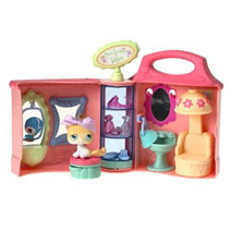 Littlest Pet Shop - Purr-Fection Salon