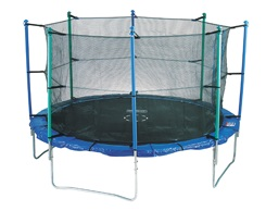 Littlewoods-Index trampoline enclosure
