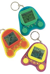 Littlewoods-Index triple pack of keychain games