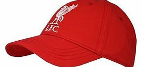 New Official Football Team Baseball Caps (Liverpool (Red Core))