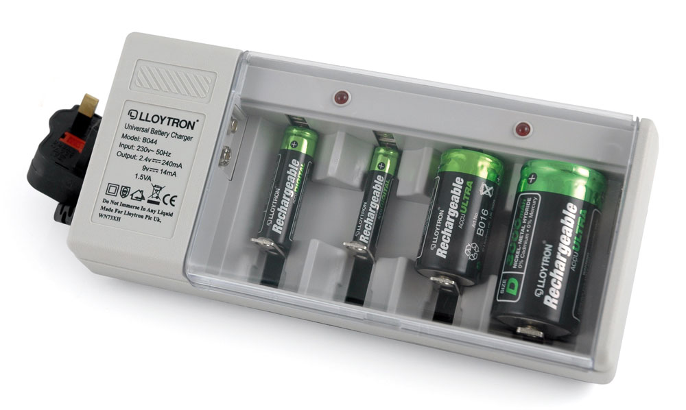 Accu Universal Battery Charger