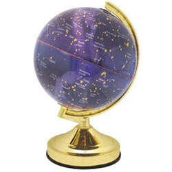 Constellation Globe Touch Table Lamp