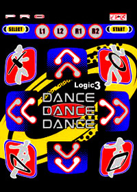 Dance Mat Pro PlayStation 2